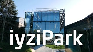 iyziPark'ın ilk ofis turu