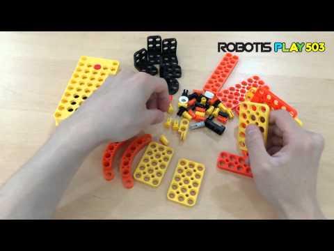 Robotis Monkey (AKA Robotis 503)