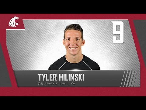 NLI: Tyler Hilinski Highlights