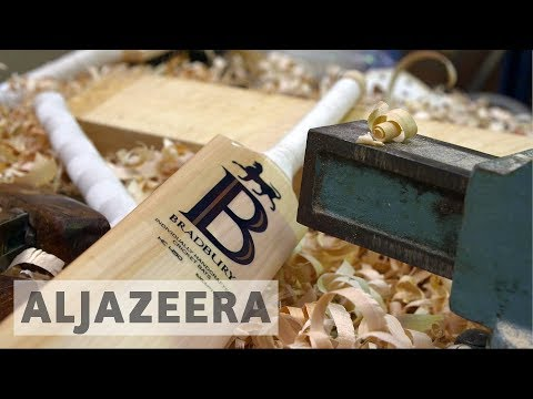 Meet Paul Bradbury, the man keeping traditional art of cricket bat-making alive
