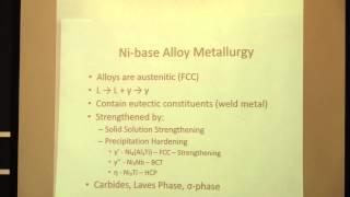 3.371 Welding Metallurgy - Spring 2014 [10/29]