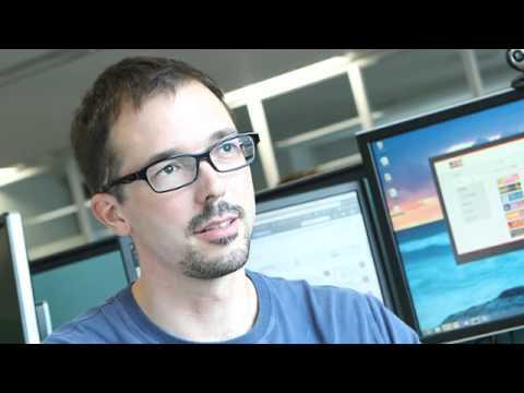 Rakuten engineer recruiting video