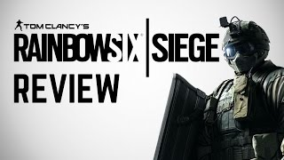 Rainbow Six Siege REVIEW - 2016