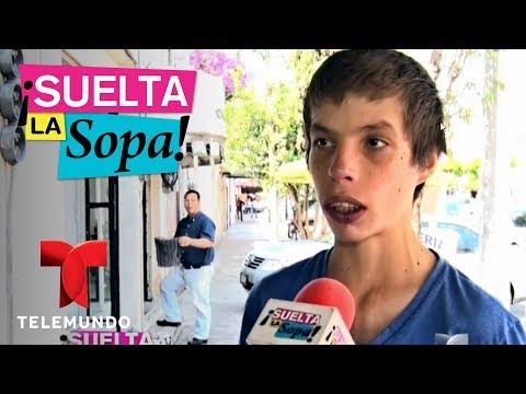 Nieto de Cantinflas confesó que su padre lo inició en las drogas | Suelta La Sopa | Entretenimiento