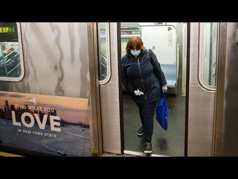 New York City Virus Deaths Top 1,000