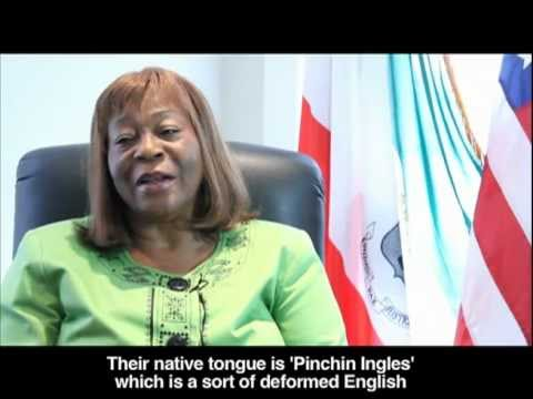 Ambassador Discusses Equatorial Guinea's Native Languages