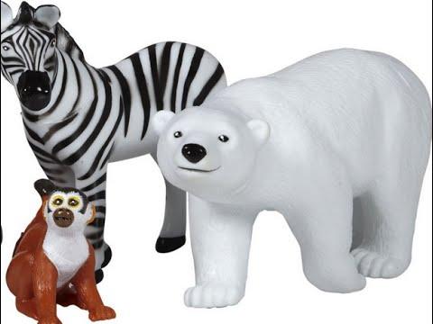 Какие животные млекопитающие?  Киндер Зу