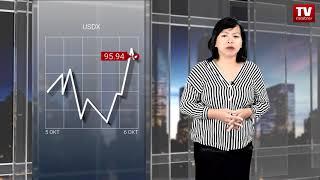 InstaForex tv news: Investor saham bersiap menghadapi gejolak  (09.10.2018)