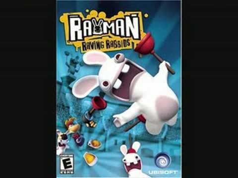 Rayman Raving Rabbids - Hip Hip Hooray