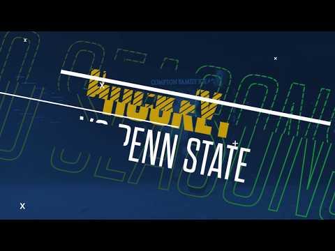 @NDHockey | Highlights vs. Penn State, Game 1 (2019)