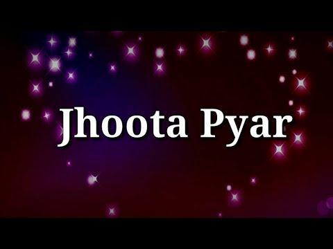 Jhoota Pyar ❤ Very Heart Touching Video ❤ Hindi Love Shayari ❤ Heart Touching Lines
