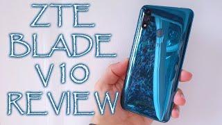 ZTE Blade 10 Review: Cheap Selfie Expert