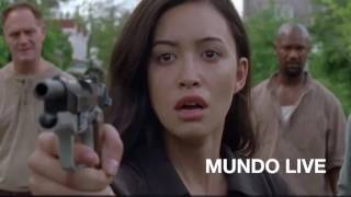 The Walking Dead temporada 7 capitulo 8 ROSITA VIDEO CLIP