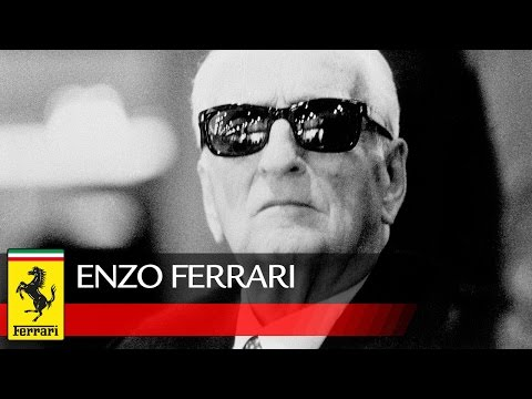Enzo Ferrari - My life, my dream