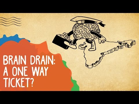 Brain Drain - A One Way Ticket? - Whack & Epified