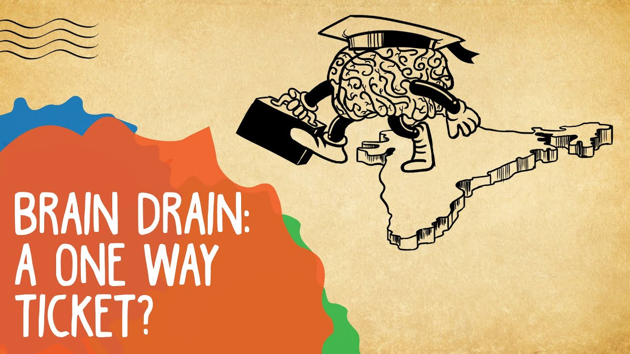 Brain drain has to be stopped