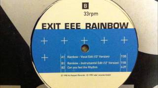Exit EEE - Rainbow (Vocal Edit 12