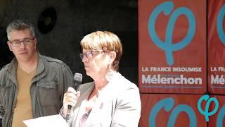 Danielle Floutier - À la rencontre des citoyens #1 (Sommières, 20 mai 2017)