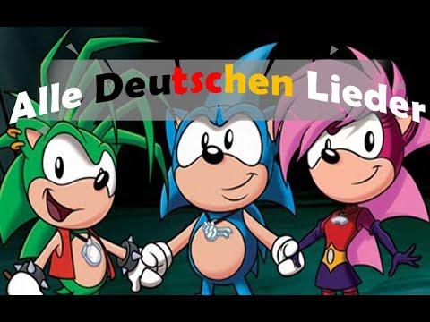 Sonic Underground ~ Alle deutschen Lieder
