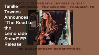 """Gambar cover Tenille Townes Announces """"The Road to the Lemonade Stand"""" EP Release ~ Secret Gathering"""