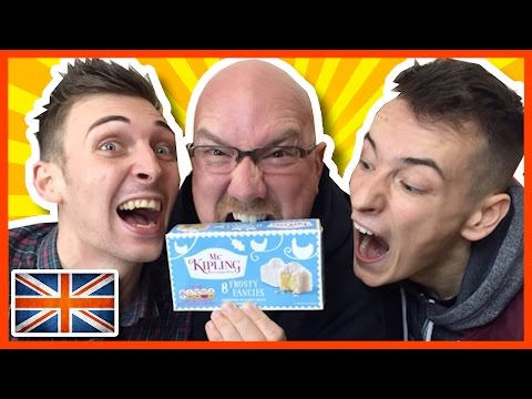 Mr. Kipling Frosty Fancies Review with Pauly and Lewis from Where