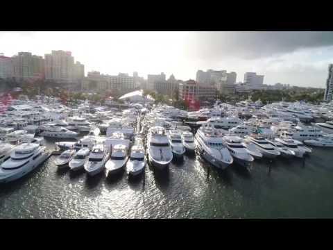 2017 Palm Beach Boat Show Horizon Yachts