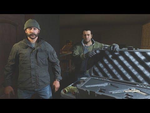 Russia Mission - Old Comrades - Call of Duty Modern Warfare