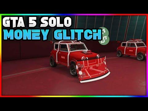 50 MILLION/HOUR - *SOLO* GTA 5 Money Glitch (GTA V Working Online Solo Duplication Glitch)