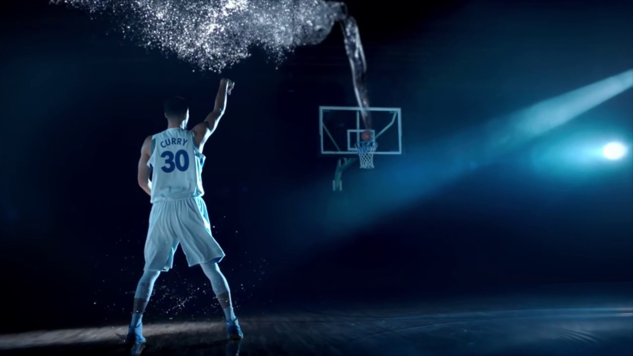 Stephen Curry Brita Commercial (Alternate Version) Swimmin' - YouTube