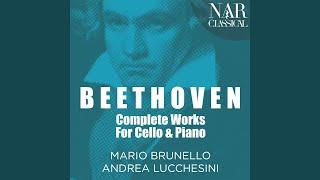 Cello Sonata No. 3 in A Major, Op. 69: III. Adagio cantabile
