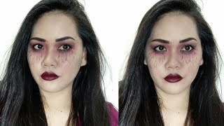 Vampire Makeup Tutorial YTBV PH