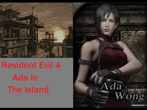 Let's Play: Resident Evil 4 The Mercenaries Ep. 07 Ada in The Island