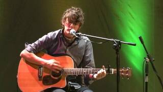 Chris Pureka - Song For November [live in Perm, Russia]