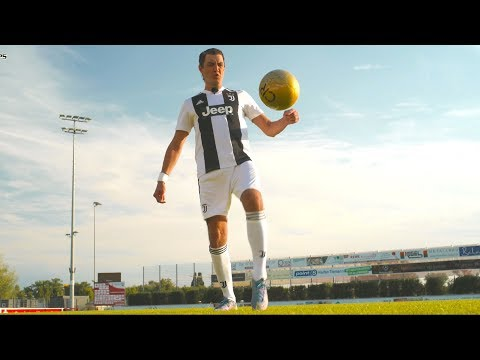 CR7DAY - Ronaldo 1st Training at Juventus Turin | Comedy