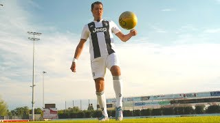 CR7DAY - Ronaldo 1st Training at Juventus Turin | Comedy