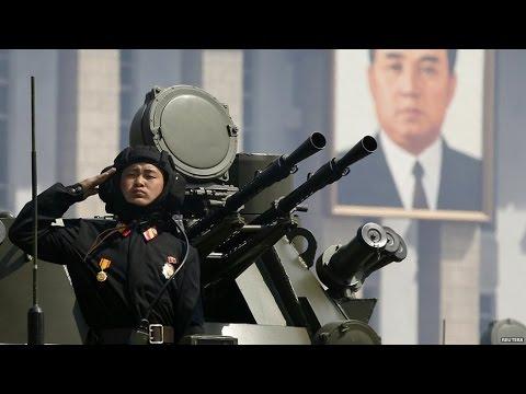 North Korea Readies To Conduct 0.5 Megaton Nuclear Test