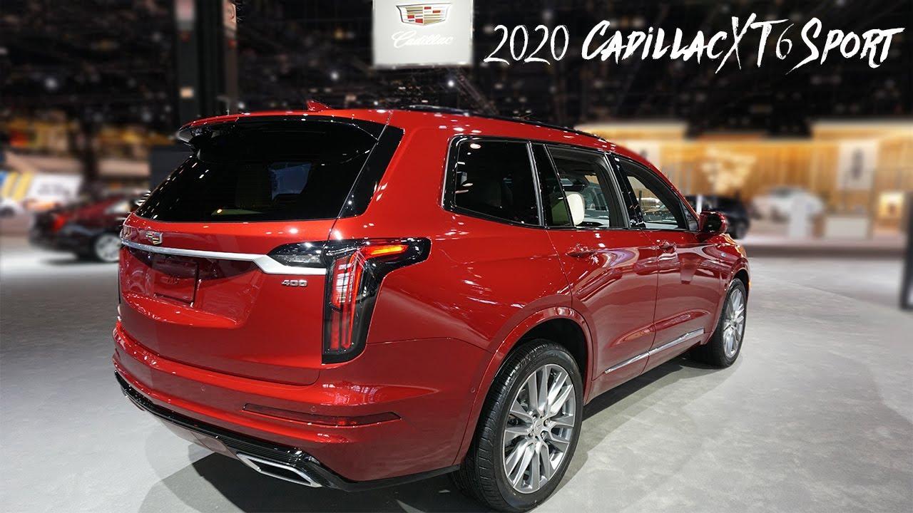 2020 Cadillac XT6 Sport Exterior and Interior Walkaround