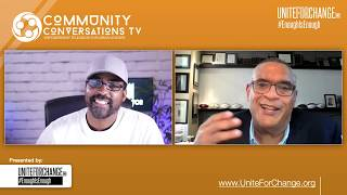 UniteForChange.org Community Conversation with Dr. Woody Myers