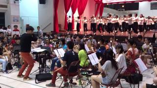 KITARO - Matsuri, Toa Payoh West CC Chinese Orchestra