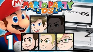"""Mario Party DS: """"DK's Stone Statue"""" - EPISODE 1 - Friends Without Benefits"""