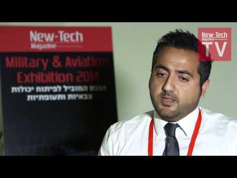 ראיון עם מר עידן אליאס , מהנדס מכירות של חברת תדר