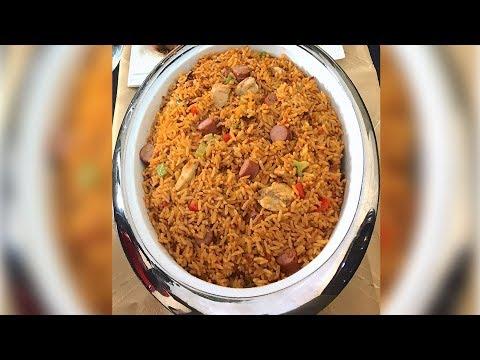 HOW TO MAKE JAMBALAYA RICE - RICE RECIPE - ZEELICIOUS FOODS