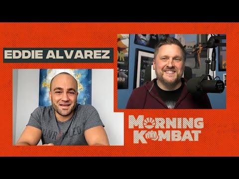 Eddie Alvarez Talks 'ONE on TNT', Chandler Trilogy & Why He's Khabib's Toughest Out