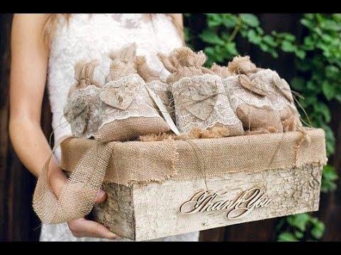 burlap-wedding-favors