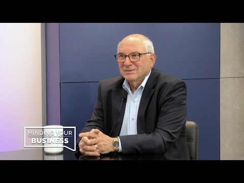 Gene Wolf Talks SCORE NJ's Mentoring Efforts on 'Minding Your Business'