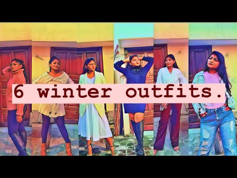 [VIDEO] - Winter outfits 2019 || Daily winter outfit ideas || 5