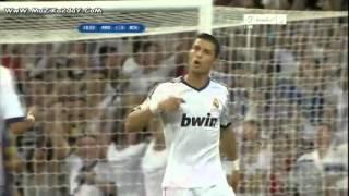 أهداف الكلاسيكو (ريال مدريد 2 - برشلونة  1) 29-8-2012