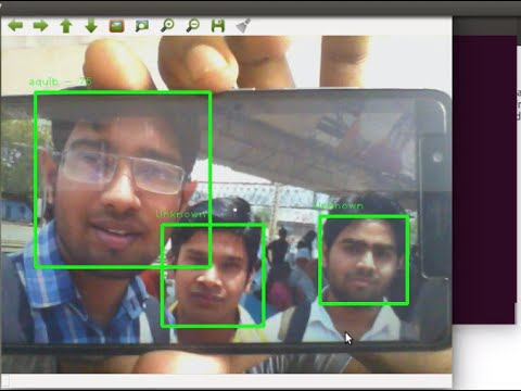 Face recognition using java source code