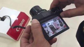 Canon G7 mark2 test
