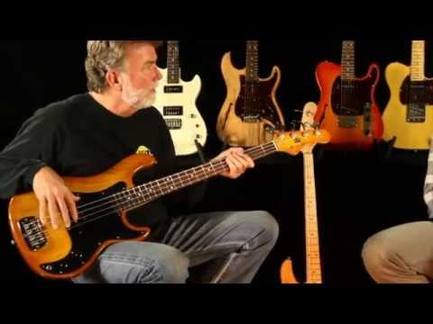 G&L LB 100: Tone Review and Demo with Paul Gagon